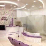 طراحی مطب خانم دکتر البرزی