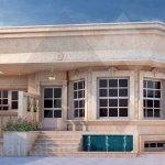 طراحی نما منزل مسکونی آقای یگانه فر