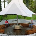پروژه طراحی سازه چادری