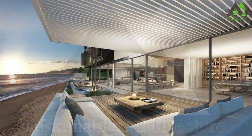 طراحی پلان خانه ویلایی لاکچری