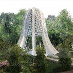 پروژه طراحی مقبره