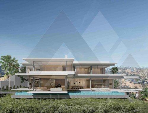 طراحی پلان ویلا دوبلکس لوکس