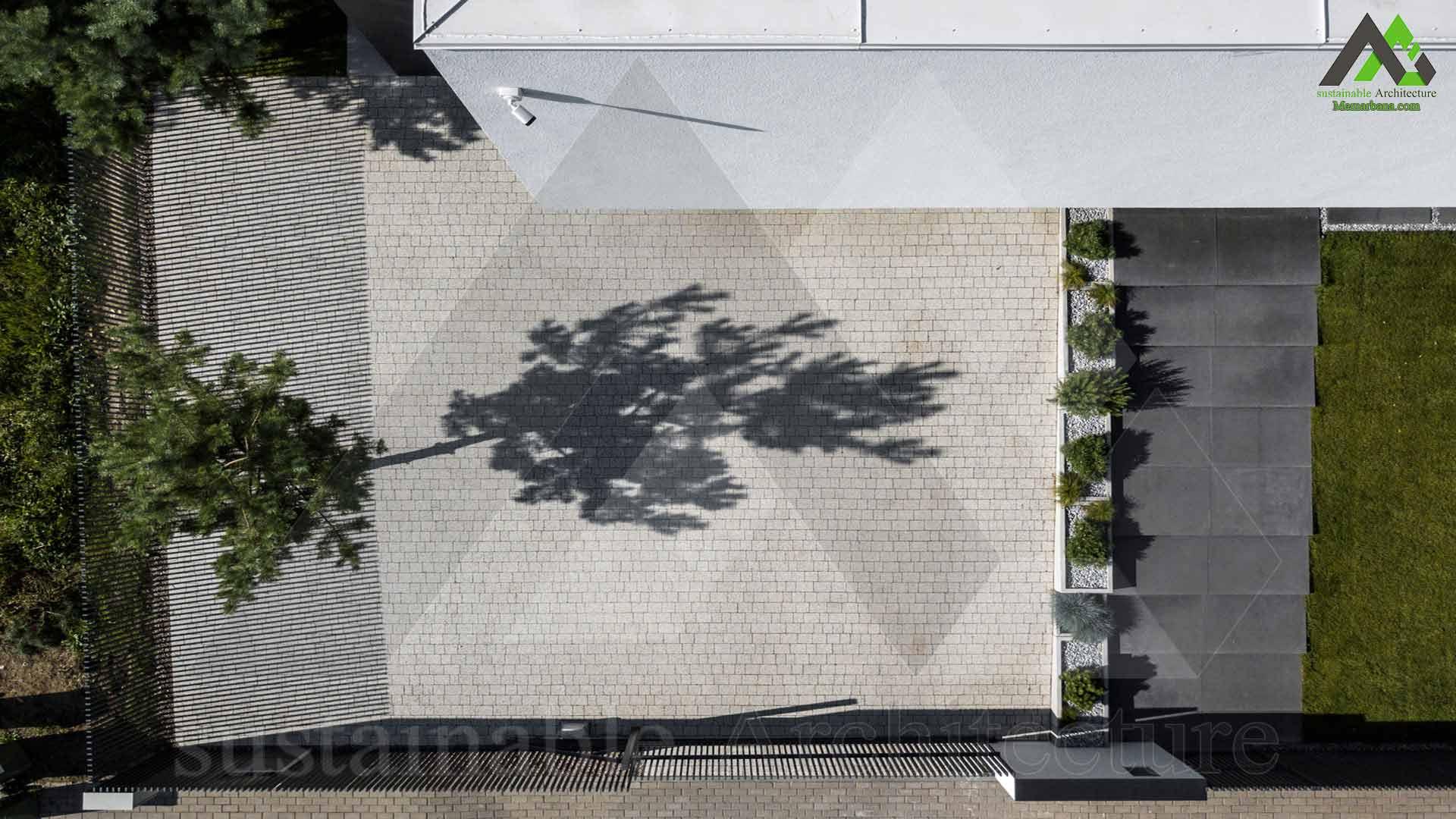 پلان ویلا دو طبقه اجرایی