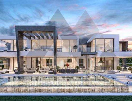 طراحی خانه مسکونی دو طبقه